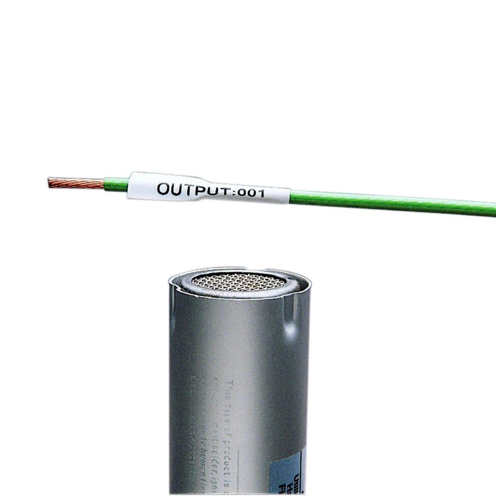 Panduit H000X084H1C P1 Cassette Continuous Heatshrink Tubing Label ...