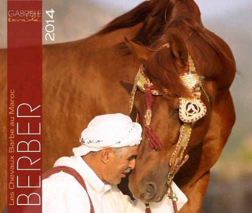 Berber 2014 Kalender: Berber Pferde - 46x39 cm