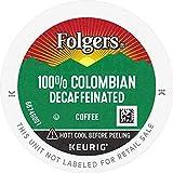 Folgers 100% Colombian Decaf Medium Roast