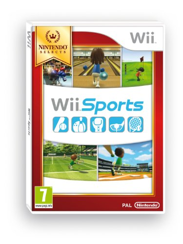 (Nintendo Selects : Wii Sports (Nintendo Wii))