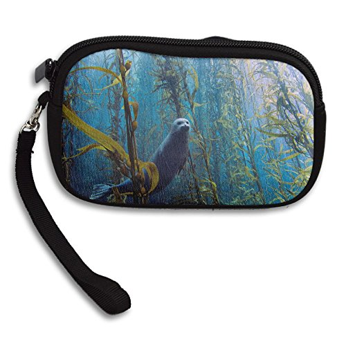 Printing Forest Small Purse Deluxe Bag Seal Portable Kelp Mystical The Receiving Of AwYxU