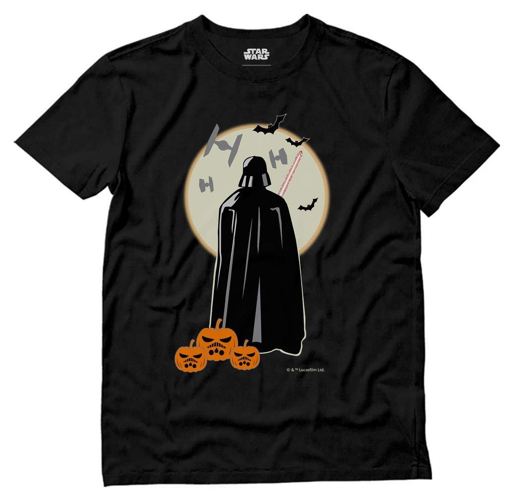 Darth Vader Halloween Pumpkin Dark Lord T Hirt Shirts