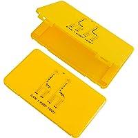 Kalolary 1 Pack Portable Mask Storage Box, Plastic Storage Case Organizer Reusable Keeper Folder, Disposable Face Mask…