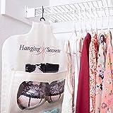 Hanging Secrets Bra Organizer & Lingerie