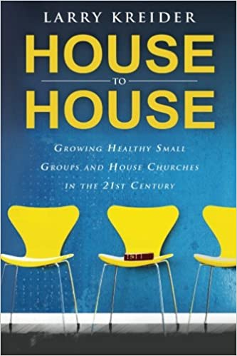 {* VERIFIED *} House To House: Growing Healthy Small Groups And House Churches In The 21st Century. measures visitas Custom nutrir conexion