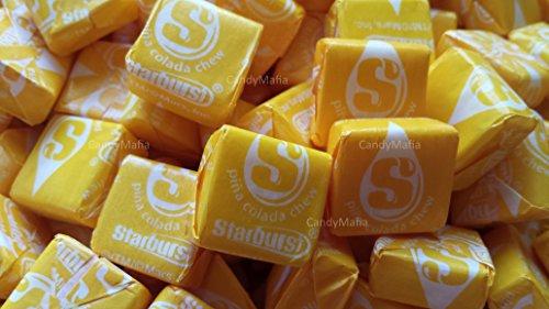 Starburst Tropical Flavors - Pina Colada Starburst One Pound -