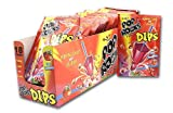 Pop Rocks Sour Strawberry Dip Candy, 0.63 Ounce -- 18 per case.