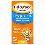 Haliborange 200ml Orange Omega 3 Syrup