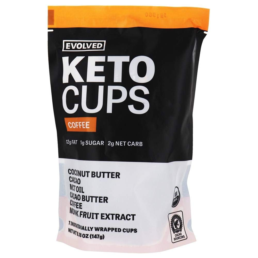 Keto Cups, Coffee Image