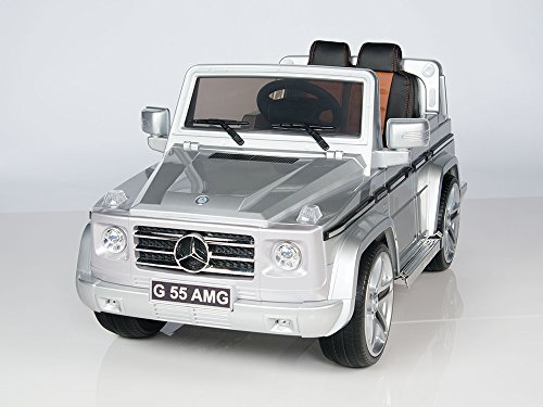 2015 licensed mercedes benz g55 amg suv 12v ride on electric toy car with remote control for. Black Bedroom Furniture Sets. Home Design Ideas