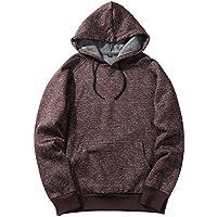 MANTORS Men's Soft Hoodie Sweatshirt Warm Sport Pullover Hooded