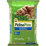 Feline Pine Original Cat Litter (20 - 30 lbs - 2 Pack)