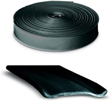 Amazon Com Rv Designer E569 Heavy Duty Vinyl Insert Trim 1 Inch Wide 50 Foot Roll Black Automotive