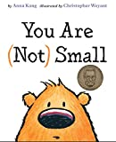 Book cover from You Are Not Small by Anna Kang