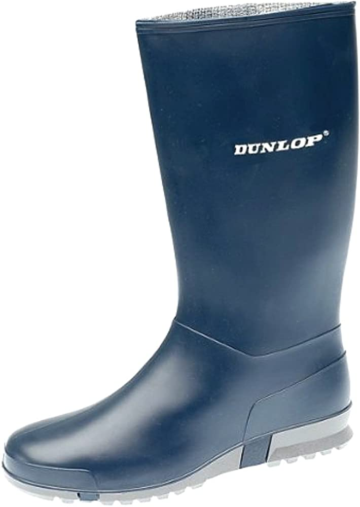 1,2 3,4 5,6 Dunlop Mujer /& Junior Deporte Wellington UK Tallas 12,13 7,8