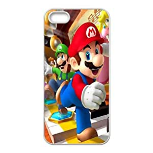 iPhone 4 4s Cell Phone Case White Mario and luigi Ldlkj