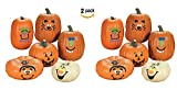 #8: Foam Pumpkin Decorations makes 24 (2)