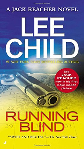 Running Blind (Jack Reacher) - George Running Store St