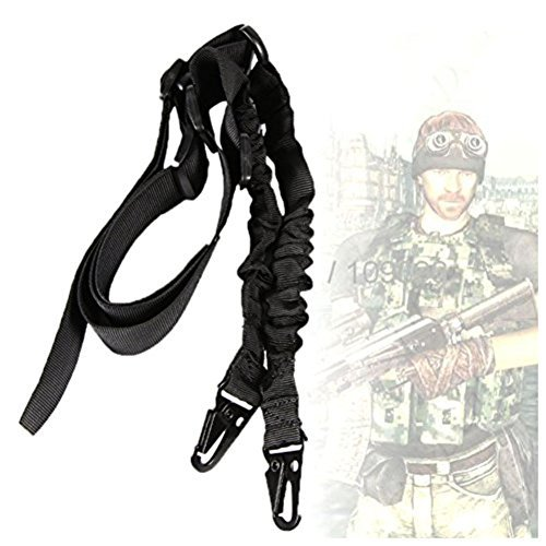 JTENG Multi-Use Sling Adjustable Strap Cord Shoulder Strap for Outdoor Sports, Hunting