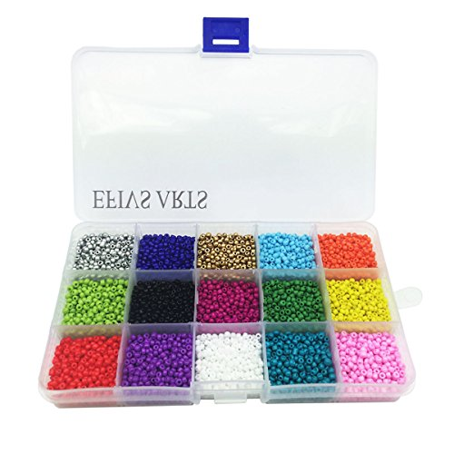 efivs-arts-1000pcs-multicolor-3mm-beads-cube-charms-for-diy-braceletsnecklaces-key-chains-and-kid-je