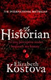 Front cover for the book The Historian by Elizabeth Kostova