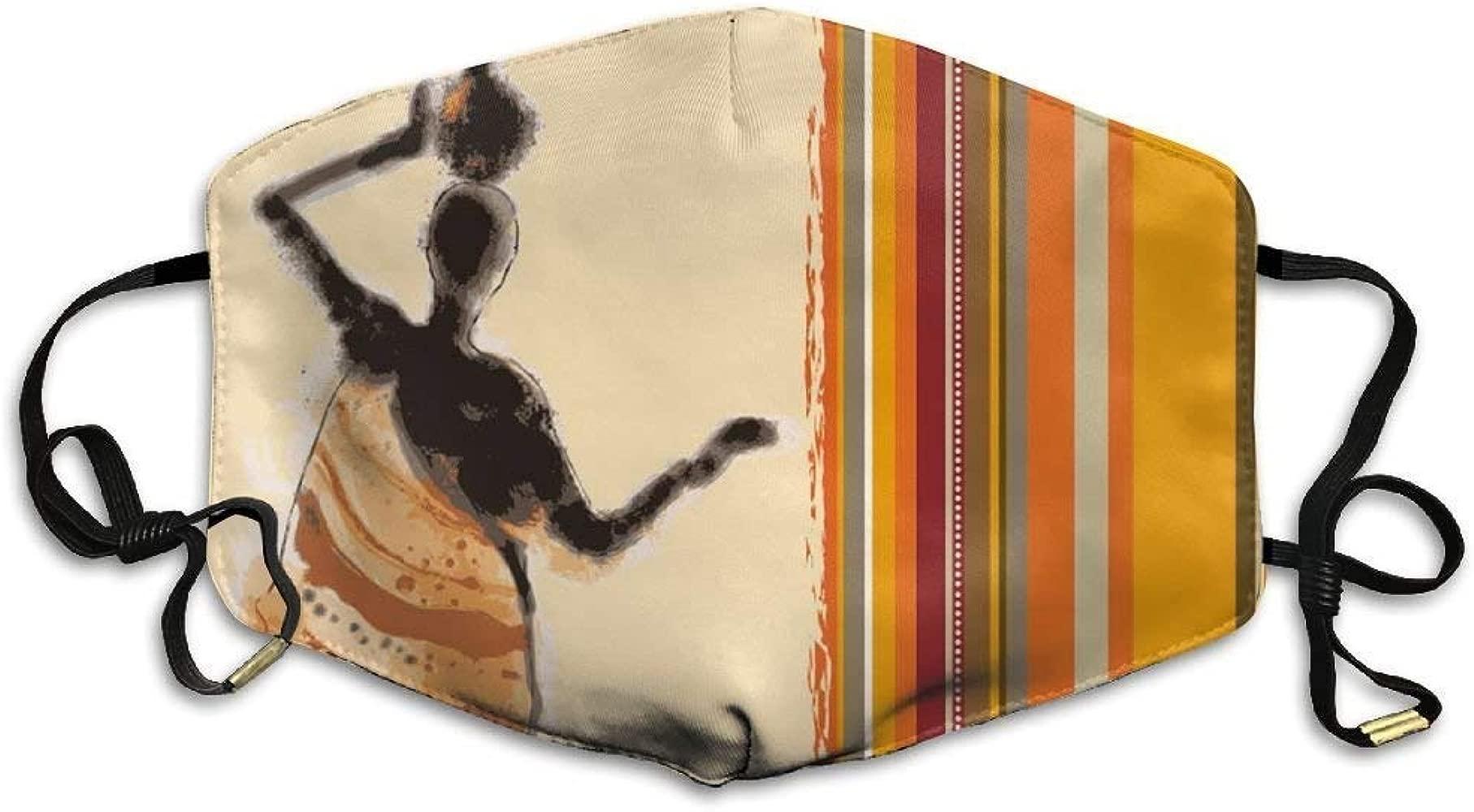 Voxpkrs Una mujer africana tradicional con una hermosa falda ...