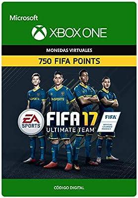 FIFA 17: 750 Ultimate Team Points   Xbox One - Código de descarga: Amazon.es: Videojuegos