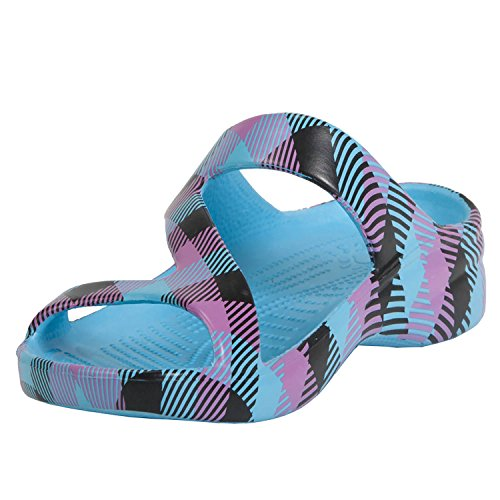 Dawgs Loudmouth Womens Arch Slice Sandals Support Z Miami tgxgz