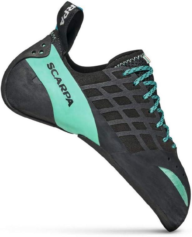 SCARPA Instinct Wmn, Women's Climbing Shoes Black Size: 5.5 UK: Sports & Outdoors