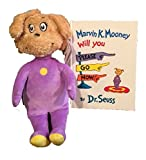 Marvin K. Mooney Will You Please Go Now! By Dr. Seuss Kohl's Cares Bundle (Hardcover Book & Plush Marvin K. Mooney)
