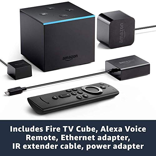 Take $20 off Fire TV Cube