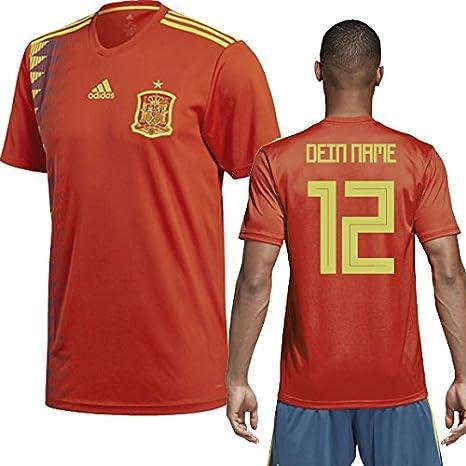 España Camiseta WM 2018 (Primera equipación) con Gratis Original ...