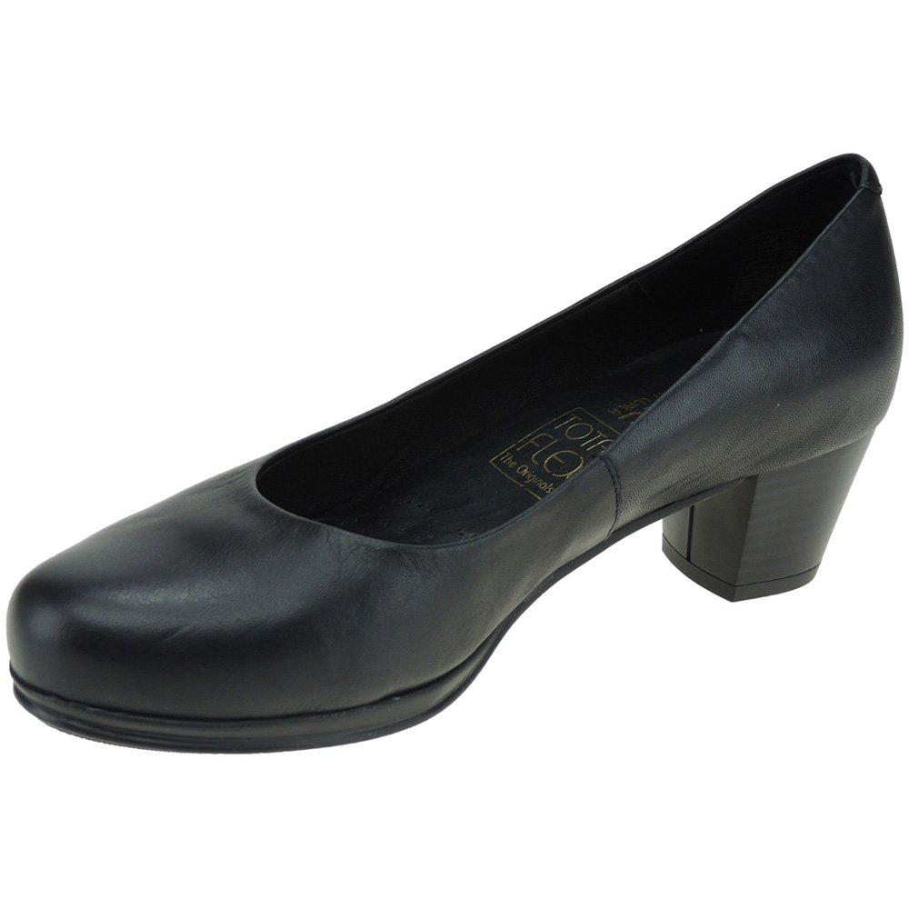 Desiree. Zapato Salón Desireé Tacón 5 Cm para Mujer - Modelo 1050DE 37 EU