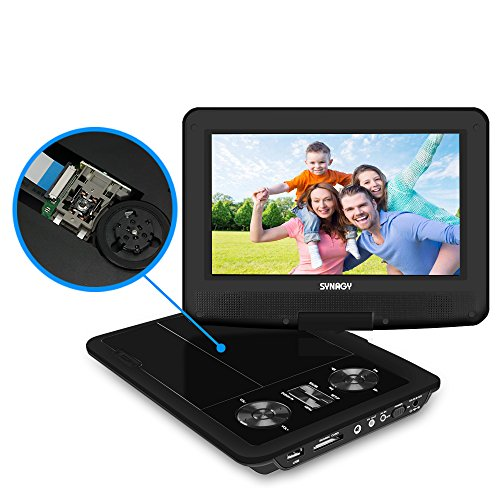 Portable DVD Player, SYNAGY 9
