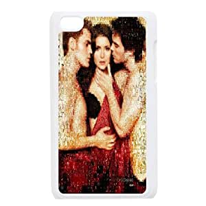 DIY Phone Cover Custom The Vampire Diaries Z For Ipod Touch 4 QSX9343589
