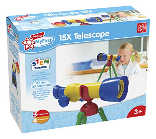Elenco My First 15X Telescope Science Toy Astronomy