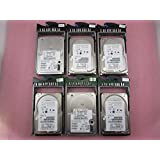 Lot of 6 IBM 90P1310 146.8GB 10K 8MB Hot-Swap Ultra320 SCSI Hard Drive + Caddy