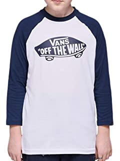 a3f574500e Vans Holder Raglan Long Sleeve T-Shirt  Vans  Amazon.co.uk  Clothing
