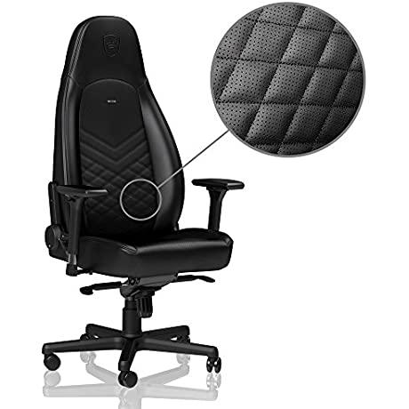 Noblechairs ICON Series Black