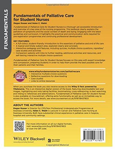 Fundamentals of Palliative Care for Student Nurses: Amazon