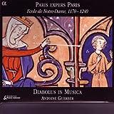 Paris expers Paris: Ecole Notre-dame, 1170-1240