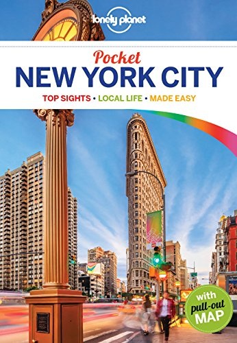 Lonely Planet Pocket New York City (Travel - Nyc District Soho