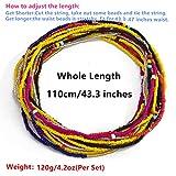 Waist Beads for Weight Loss Stretchy African Waist