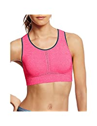 Champion Womens Infinity Shape Heather Sports Bra Sports Bra