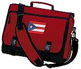 Puerto Rico Laptop Bag Puerto Rico Flag Messenger Bag or Computer Bag