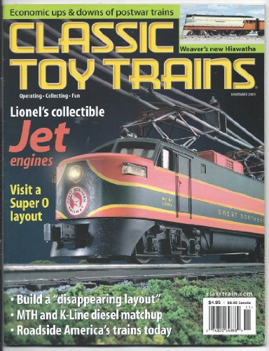 Diecast Tender (Classic Toy Trains Magazine September 2001)