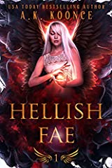 There's a dark secret inside of me. A monster clawing to get out.I was thrown out of the fae world because of it. But I'm back now. Three brooding demons and a sinful incubus returned me to my sweet little homeland. And I'll finish what I sta...