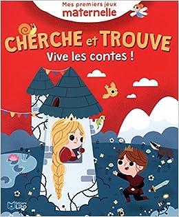 Amazon Fr Mes Premiers Jeux Maternelle Cherche Et Trouve