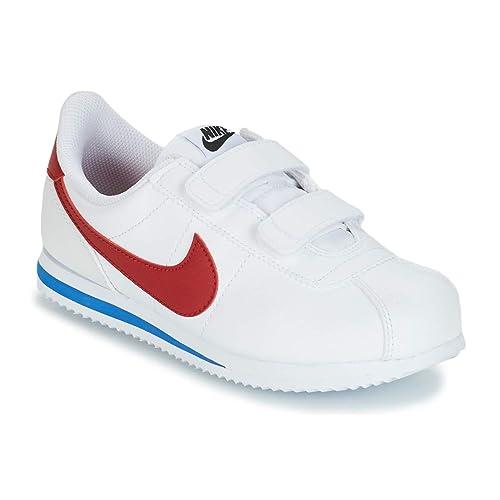 Nike Cortez Basic SL (PSV), Zapatillas de Running para Niños: Amazon.es: Zapatos y complementos