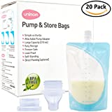 Unimom Pump and Store Bags,20 Count
